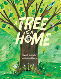 Book Cover A Tree is a Home