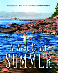 Book Cover A West Coast Summer