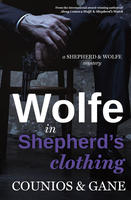 Book Cover A Wolfe in SHepherd's Clothing