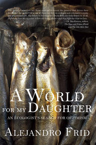 Book Cover A World for My Daughter