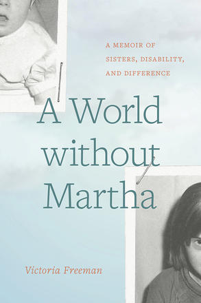 Book Cover A World Without Martha