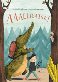 Book Cover Aaaligator