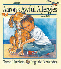 Book Cover Aaron's Awful Allergies