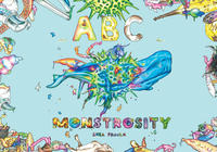 Book Cover ABC Monstrosity