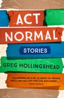 Book Cover Act Normal