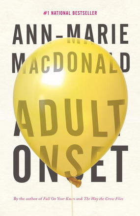 Book Cover Adult Onset