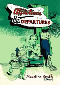 Book Cover Afflictions and Departures