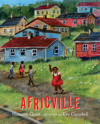 Book Cover Africville
