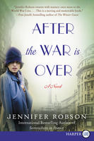 Book Cover After the War is Over