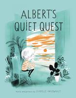 Book Cover Albert's Quiet Quest