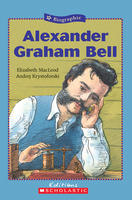 Book Cover Alexander Graham Bell