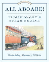 Book Cover All Aboard