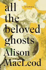 Book Cover All the Beloved Ghosts