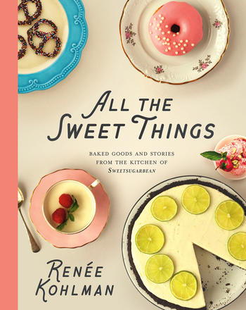 Book Cover Al the Sweet Things