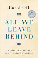 Book Cover All We Leave Behind