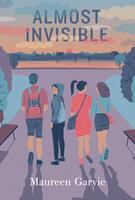 Book Cover Almost Invisible