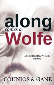 Book Cover Along Comes a Wolfe