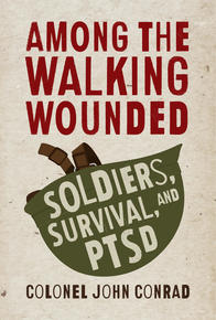 Book Cover Among the Walking Wounded