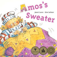 Book Cover Amos's Sweater