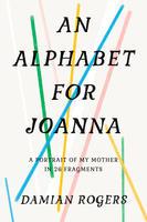 Book Cover An Alphabet for Joanna