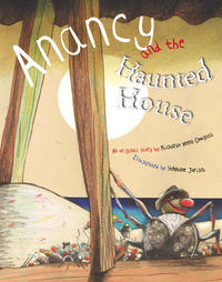 Book Cover Anancy and the Haunted House