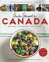 Book Cover Anita Stewart's Canada