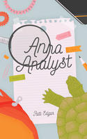 Book Cover Anna Analyst