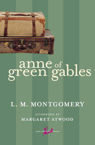 Book Cover Anne of Green Gables