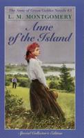 Book Cover Anne of the Island