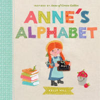 Book Cover Anne's Alphabet