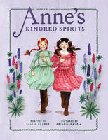 Book Cover Anne's Kindred Spirits
