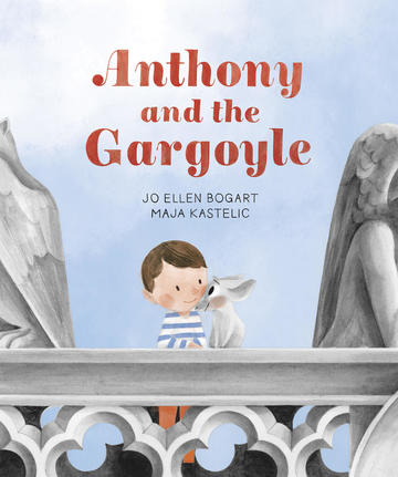Book Cover Anthony and the Gargoyle