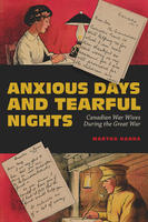 Book Cover Anxious Days Tearful Nights