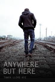 Book Cover Anywhere But Here