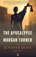 Book Cover Apocalypse of Morgan Turner