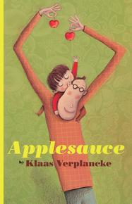 Book Cover Applesauce
