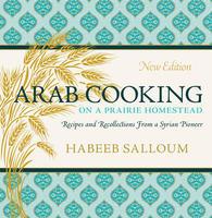 Book Cover Arab Cooking on a  Prairie Homestead