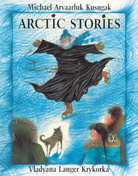 Book Cover Arctic Stories