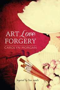 Book Cover Art Love Forgery