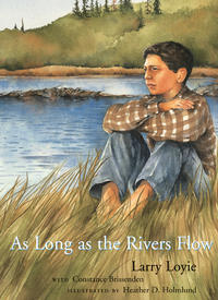 Book Cover As Long as the Rivers Flow