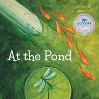 Book Cover At the Pond