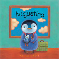 Book Cover Augustine