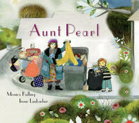 Book Cover Aunt Pearl