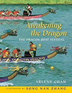 Book Cover Awakening the Dragon