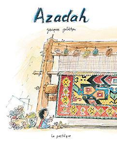 Book Cover Azadah