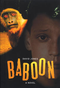 Book Cover Baboon