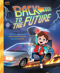 Book Cover Back to the Future