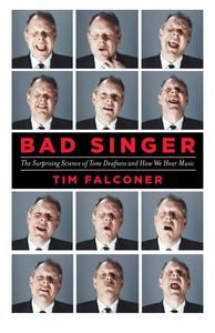 Book Cover Bad Singer