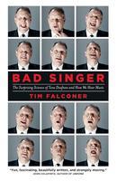 Book Cover Bad Singer