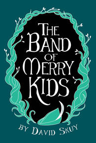 Book Cover Band of Merry Kids
